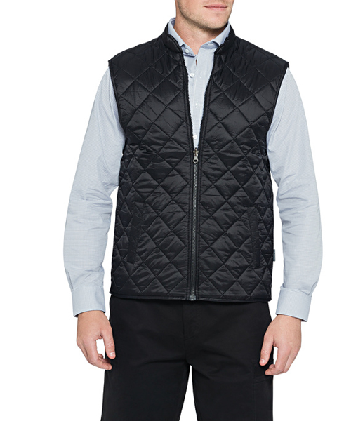 Picture of Water Resistant Jacket with Removable Puffer Vest