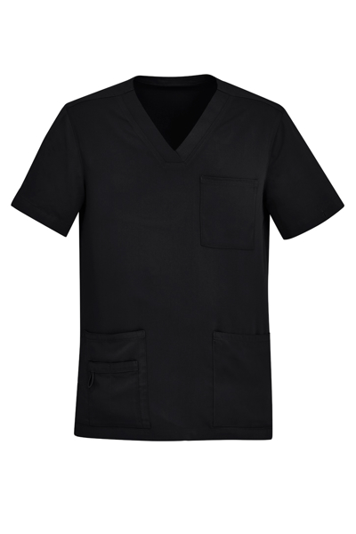 Picture of Mens Scrub V-Neck Top