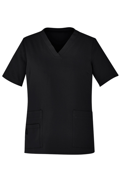 Picture of Ladies Easy Fit V-Neck Scrub Top