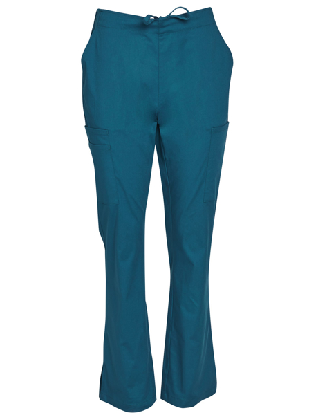 Picture of Ladies Semi-Elastic Waist Tie Scrub Pant