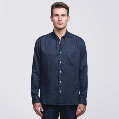 Picture of Mens Linen Shirt
